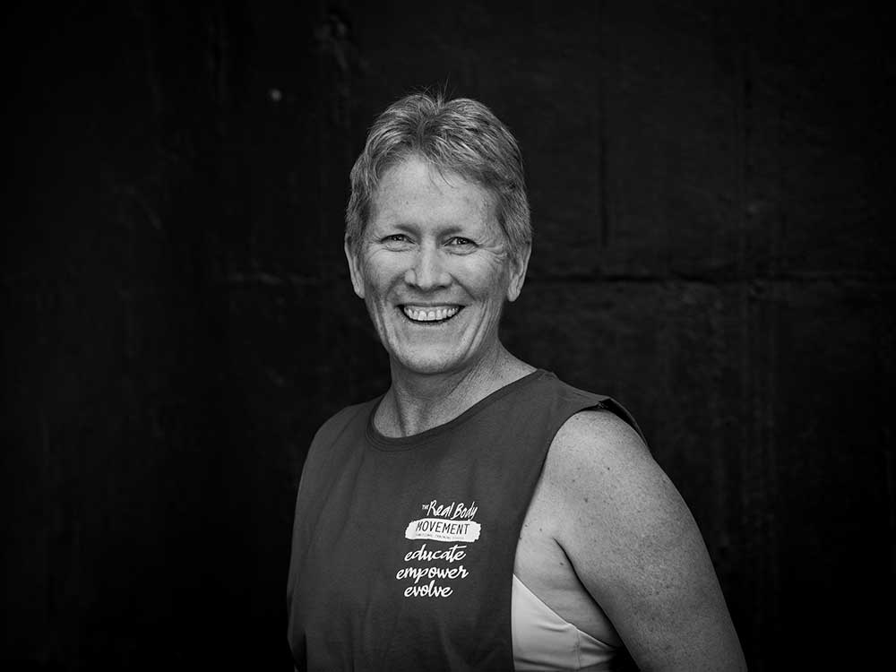 Sharon Brown - The Real Body Movement